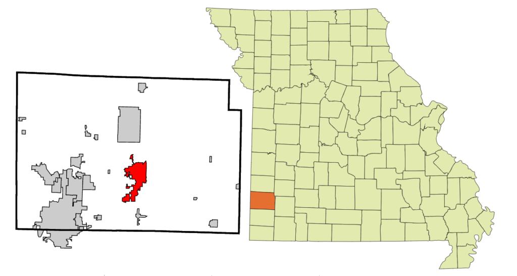 The Cassville Dispensary, Cassville, MO — Barry County