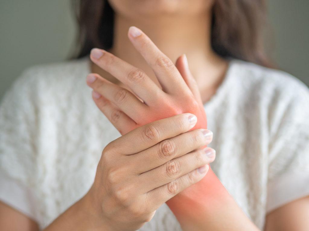 Medical Marijuana and Rheumatoid Arthritis
