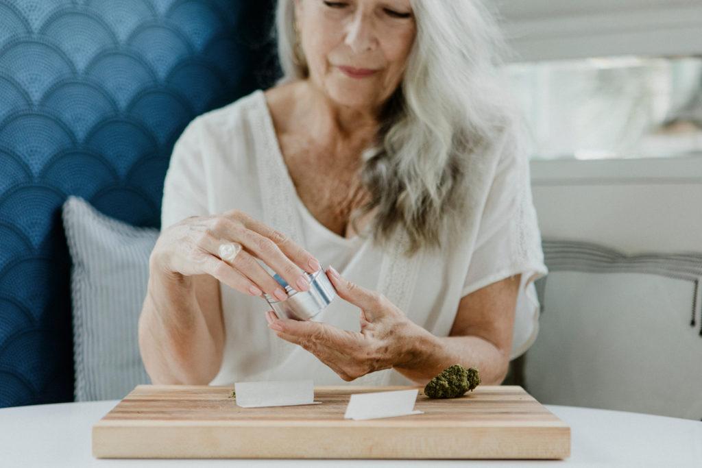 medical marijuana and alzheimer's