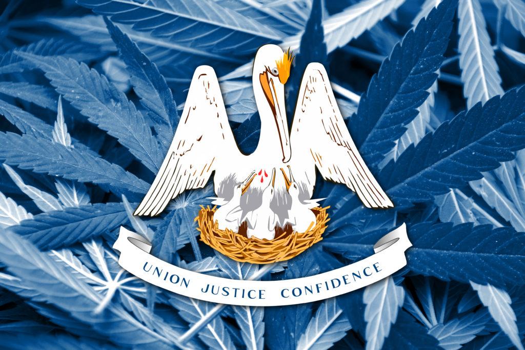 decriminalization of marijuana in louisiana