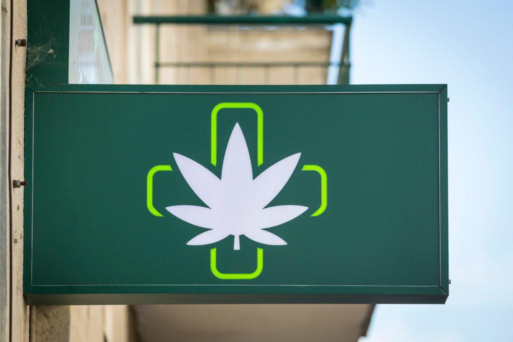 Weed dispensary in Massachusetts