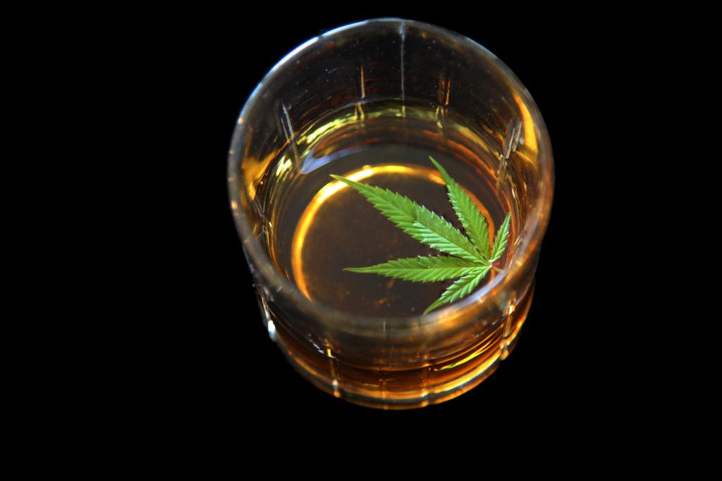 medical marijuana for alcoholism
